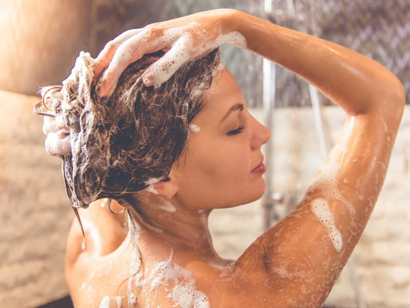 Are you washing your hair the right way?  thumbnail